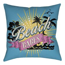 Litchfield Beachy Outdoor Throw Pillow