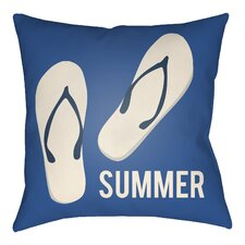 Litchfield Summer Indoor/Outdoor Throw Pillow