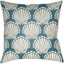 Cool Litchfield Shell Indoor/Outdoor Throw Pillow