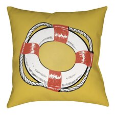 Litchfield Life Saver Indoor/Outdoor Throw Pillow