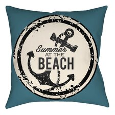 Litchfield Anchor Indoor/Outdoor Throw Pillow