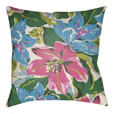Lolita Zinnia Indoor/Outdoor Throw Pillow