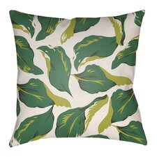 Lolita Lotus Indoor/Outdoor Throw Pillow