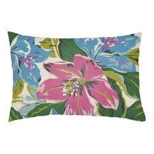 Lolita Zinnia Indoor/Outdoor Lumbar Pillow