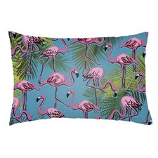 Today Only Sale Lolita Flamingo Indoor/Outdoor Lumbar Pillow