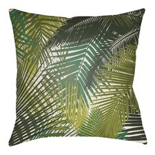 #2 Lolita Palm Indoor/Outdoor Throw Pillow