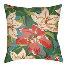 Lolita Dahlia Indoor/Outdoor Throw Pillow