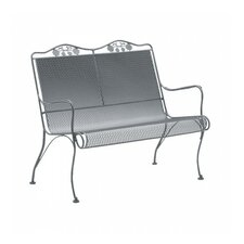 Briarwood Wrought Iron Garden Bench