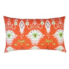 Tribal Ikat Indoor/Outdoor Lumbar Pillow