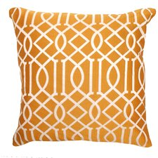Vail Trellis Indoor/Outdoor Throw Pillow