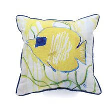 2017 Sale Coastal Tang Indoor/Outdoor Throw Pillow