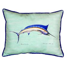 Marlin Indoor/Outdoor Lumbar Pillow