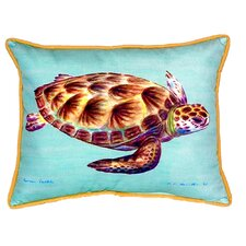 Great price Sea Turtle Indoor/Outdoor Lumbar Pillow