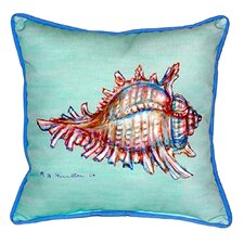 Great Reviews Conch Indoor/Outdoor Throw Pillow