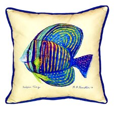 Sailfin Tang Indoor/Outdoor Euro Pillow