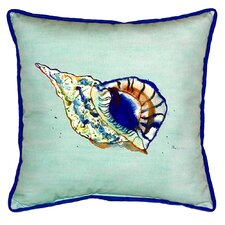 Shell Indoor/Outdoor Euro Pillow