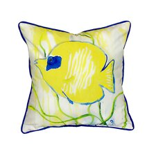 Comparison Tang Indoor/Outdoor Throw Pillow