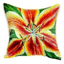 Lily Indoor/Outdoor Throw Pillow