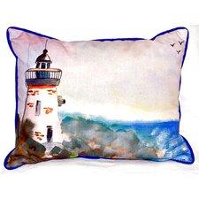 Light House Indoor/Outdoor Lumbar Pillow