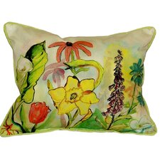 Garden Indoor/Outdoor Lumbar Pillow