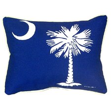 Palmetto Moon Indoor/Outdoor Lumbar Pillow