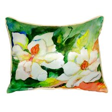 Magnolia Indoor/Outdoor Lumbar Pillow