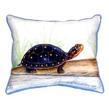 Spotted Turtle Indoor/Outdoor Lumbar Pillow