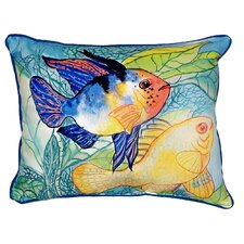 Good stores for Two Fish Indoor/Outdoor Lumbar Pillow