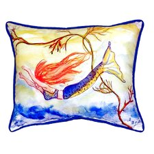 Good stores for Diving Mermaid Indoor/Outdoor Lumbar Pillow