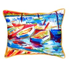 Marina II Indoor/Outdoor Lumbar Pillow