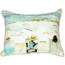 Bottoms Up Again Indoor/Outdoor Lumbar Pillow