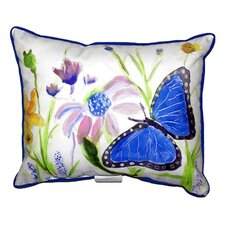 Wonderful Morpho Outdoor Lumbar Pillow