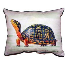 Top Reviews Happy Turtle Indoor/Outdoor Lumbar Pillow
