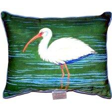 Ibis Outdoor Lumbar Pillow