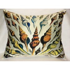 Antique Indoor/Outdoor Lumbar Pillow
