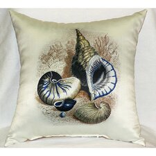 Antique Indoor/Outdoor Throw Pillow