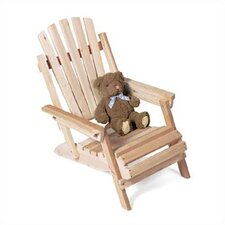Cedar Adirondack Junior Chair