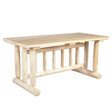 Great price Cedar Harvest Family Dining Table