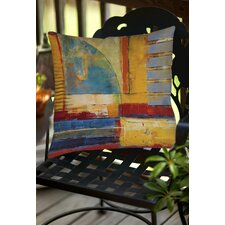 Arena 1 Indoor/Outdoor Throw Pillow