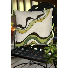 Bandeau 2 Indoor/Outdoor Throw Pillow