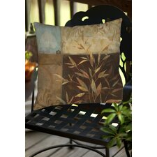Autumn Texture 2 Indoor/Outdoor Throw Pillow