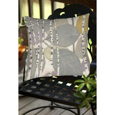 Birch Leaf 2 Indoor/Outdoor Throw Pillow