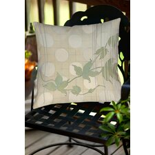 Summer Vine 2 Indoor/Outdoor Throw Pillow