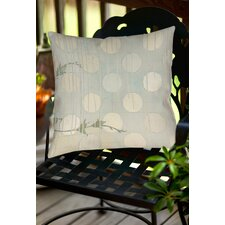 Fresh Summer Vine 3 Indoor/Outdoor Throw Pillow