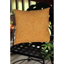 Purchase Zinnia Damask Indoor/Outdoor Throw Pillow