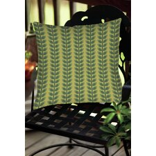 Tropical Breeze Patterns 39 Indoor/Outdoor Throw Pillow