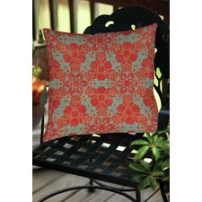 Tea House Patterns 13 Indoor/Outdoor Throw Pillow