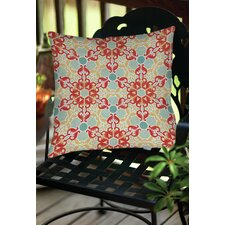 Tea House Patterns 11 Indoor/Outdoor Throw Pillow