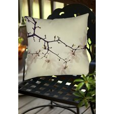 The Soft Explosion Indoor/Outdoor Throw Pillow