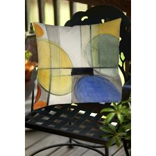 Very Retro Indoor/Outdoor Throw Pillow